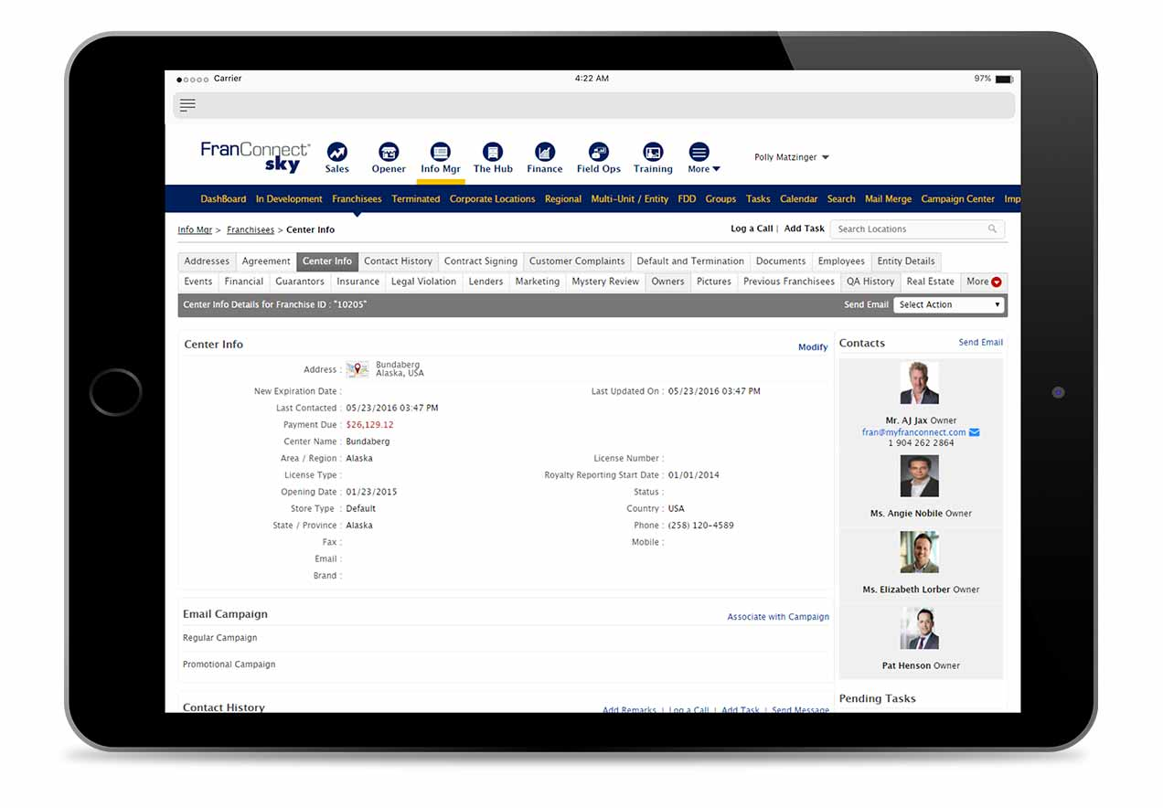 Proactively Manage Compliance