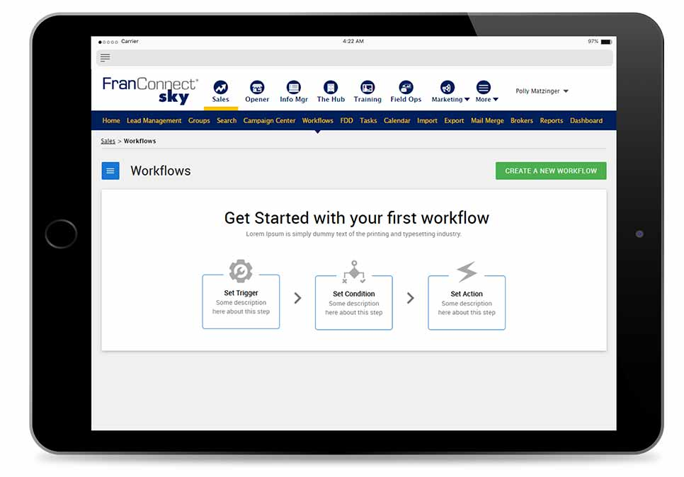 Manage Tasks, Timelines and Documents