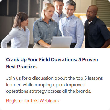 Webinar Crank Up Your Field Operations: 5 Proven Best Practices