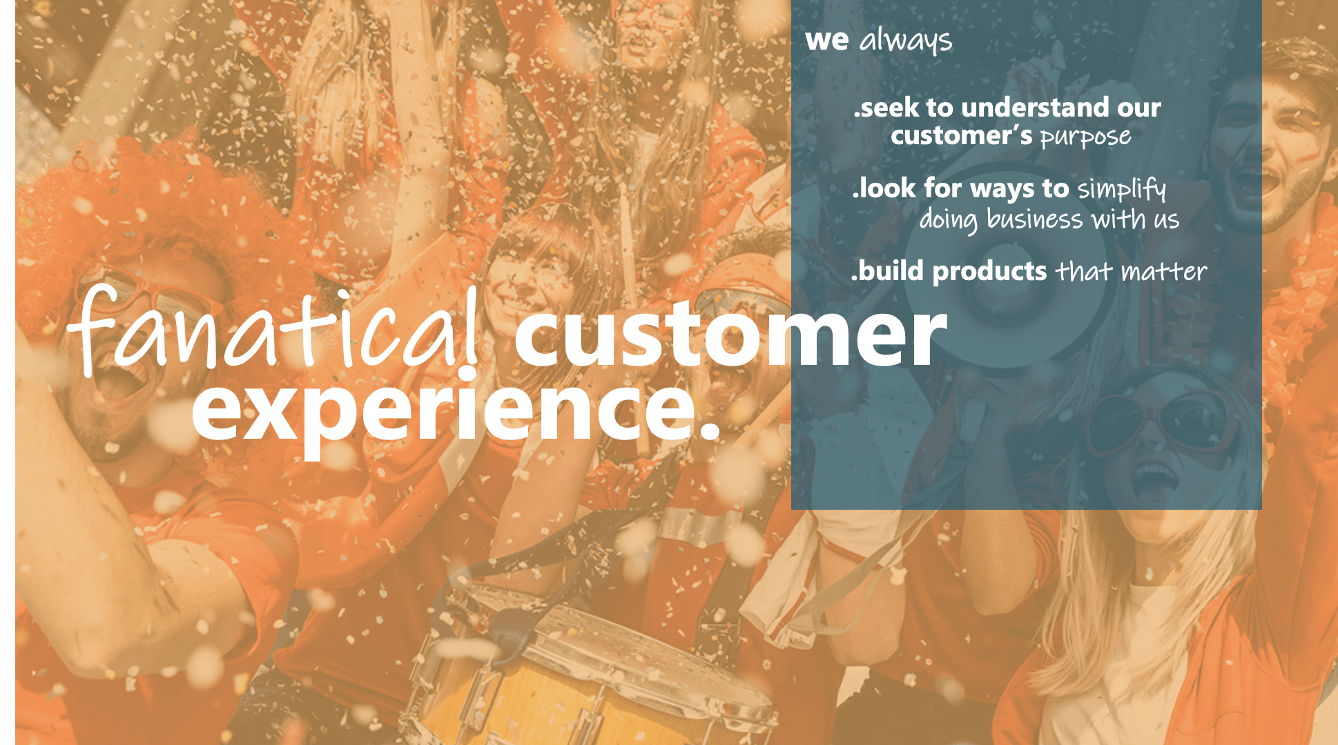 Fanatical Customer Experience